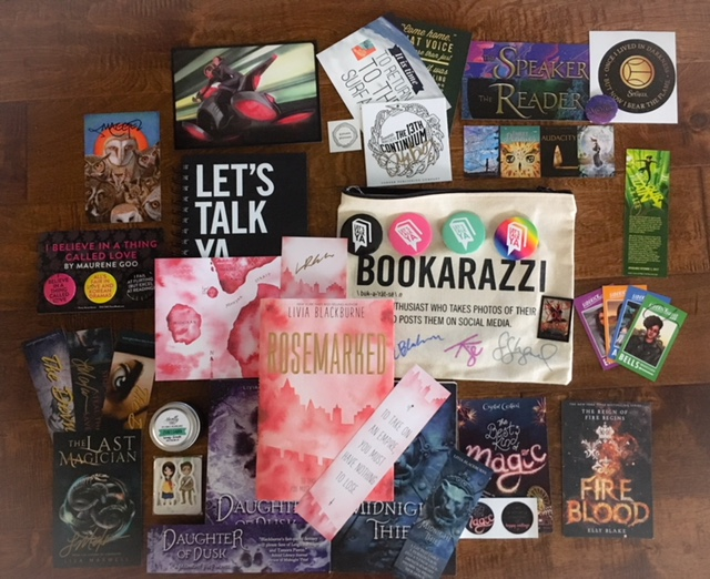 Rosemarked Reviewer Appreciation Giveaway!