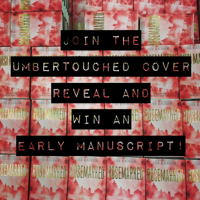 Sign up for UMBERTOUCHED cover reveal and win an early manuscript!