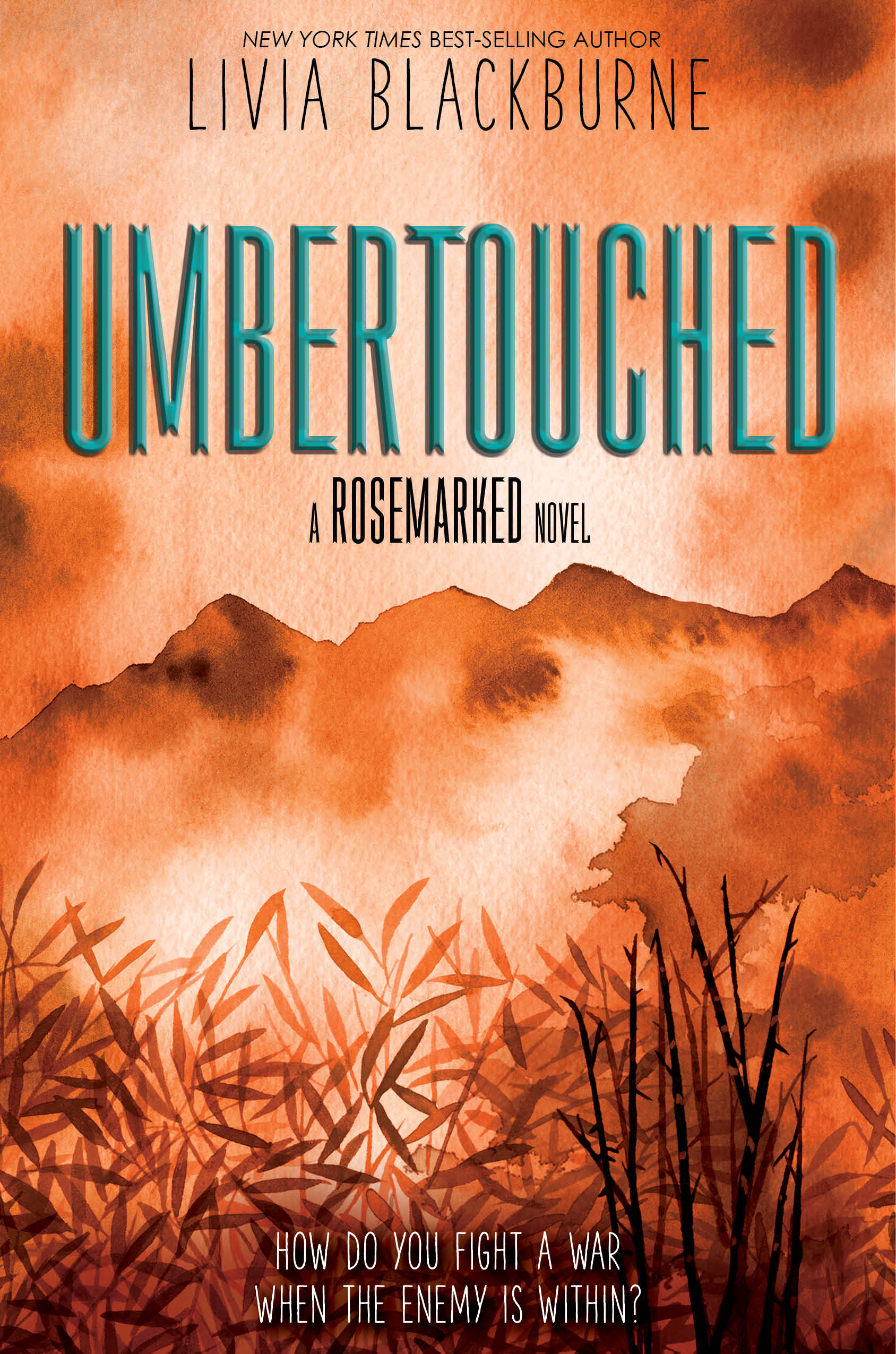 Umbertouched Cover