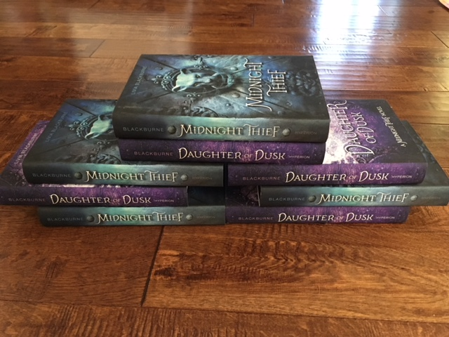 Librarians and Educators: Win the Midnight Thief Series For Your Classroom!
